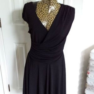 STUNNING Boston Proper Black Dress   *Size Medium